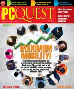 PCQuest - November 2015