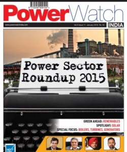 Power Watch India - January 2016