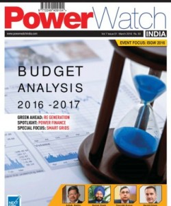 Power Watch India - March 2016