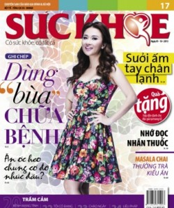 Suc Khoe - Issue 17 - 2013