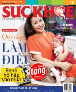 Suc Khoe - Issue 18 - 2013