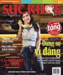 Suc Khoe - Issue 21 - 2013