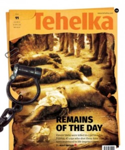 Tehelka - April 30 2016