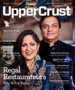 Upper Crust - First Quarter 2015