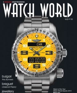 Watch World - December 2013