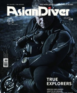 Asian Diver - Issue 01 - 2015