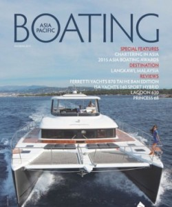 Asia-Pacific Boating - May - June 2015