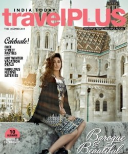 India Today travel Plus - December 01, 2014