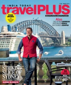 India Today travel Plus - March, 2015