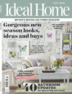 Country homes interiors magazine get your digital for Home design magazine subscription