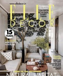 June 2016 Middot Elle Decoration India