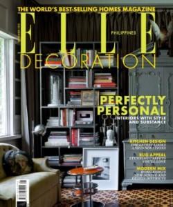 ELLE Decoration Philippines Magazine