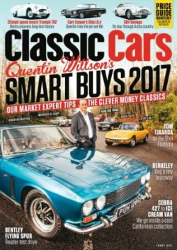 Classic Cars Magazine Get Your Digital Subscription