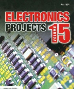 Electronics Projects Volume 15
