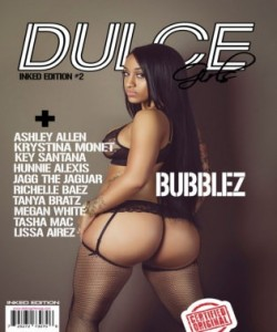 Dulce Girls Ink Magazine