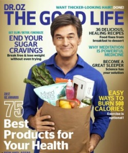 Dr. Oz Good Life