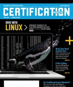 Certification Magazine