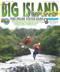 Aloha - Big Island Visitor Guide