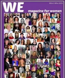 WE Magazine for Women - Who's Who 2014