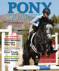 Pony Quarterly