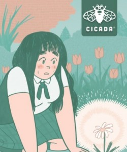 Cicada Magazine for Teens and Young Adults