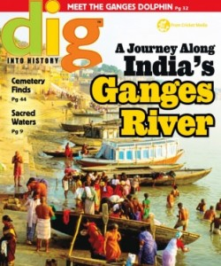 Dig Into History Magazine for Kids and Teens