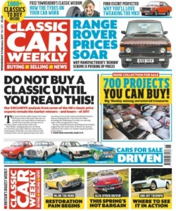 Great Magazines Classic Car Weekly