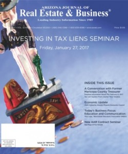 Arizona Journal of Real Estate & Business