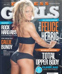Fitness Gurls Magazine